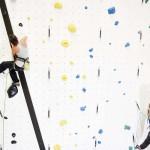 Bilderwelt für Kletterzentrum O'Bloc  Bern, Oktober 2015